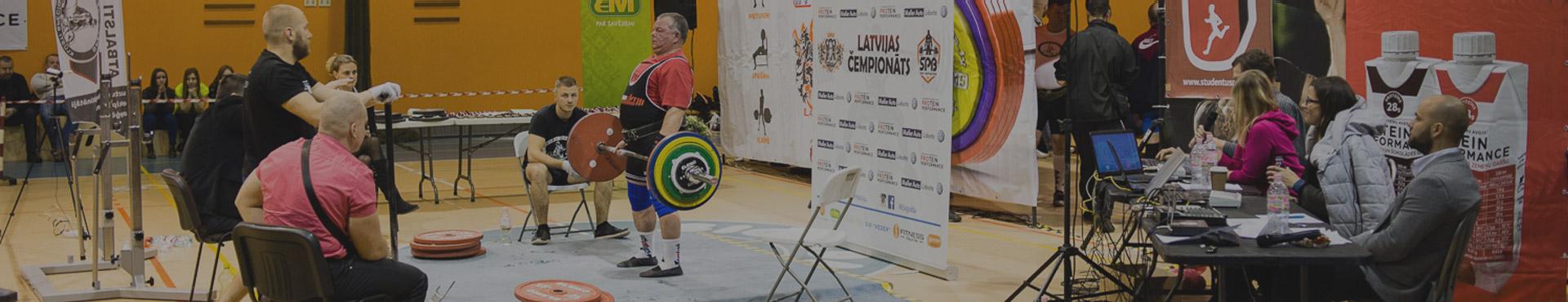 2018. gada Latvijas čempionāts klasiskajā spiešanā guļus